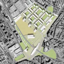 Urban Design: Sector Siemens Elsa